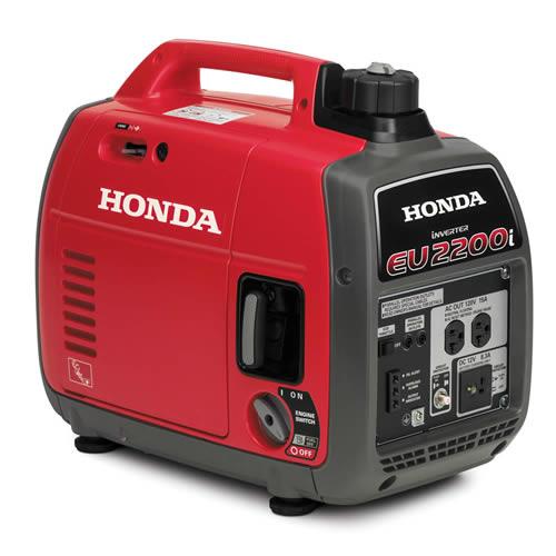 Honda 2200i Inverter Generator