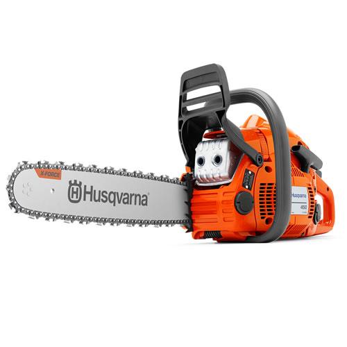 Husqvarna-450e-chainsaw